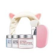 Rainbow Masking 3 Jelly Clay Kit + FREE GIFTS
