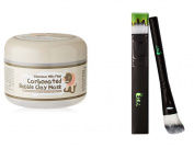 Elizavecca Milky Piggy Carbonated Bubble Clay Mask + Pack Brush SET