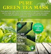 TOSOWOONG Pure green tea mask pack 23g (10 sheets) / Health & Beauty / Skin Care / Moisturisers / Mask sheet / mask / korean beauty cosmetic