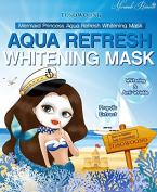 TOSOWOONG Mermaid princess Aqua refresh whitening mask (10 sheets) / Health & Beauty / Skin Care / Moisturisers / Mask sheet / essence mask / korean beauty cosmetic