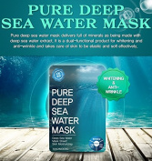 TOSOWOONG Pure deep sea water mask pack 23g (10 sheets) / Health & Beauty / Skin Care / Moisturisers / Mask sheet / mask / korean beauty cosmetic