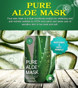 TOSOWOONG Pure aloe mask pack 23g (10 sheets) / Health & Beauty / Skin Care / Moisturisers / Mask sheet / mask / korean beauty cosmetic