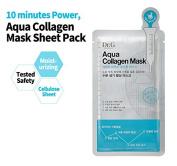 DR. G AQUA COLLAGEN BOX MASK 10P / Health & Beauty / Skin Care / Moisturisers / Mask sheet / 10p / Whitening box mask / korean beauty cosmetic