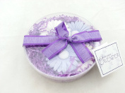 Sonoma Lavender Inc - Lavender Scented Guest Soaps - Daisy Round of Soap
