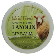 Wild Ferns Lanolin Lip Balm with Shea Butter