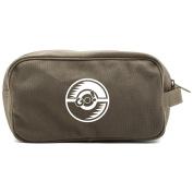Pokemon Poke Ball Canvas Dual Two Compartment Travel Toiletry Dopp Kit Bag