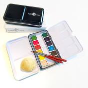 Field Artist Pro 12HP Watercolour Set