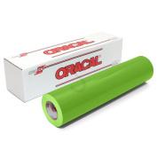 Oracal 651 Glossy Permanent Vinyl 30cm x 1.8m - Limetree Green