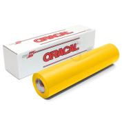Oracal 651 Glossy Permanent Vinyl 30cm x 1.8m - Yellow