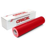 Oracal 651 Glossy Permanent Vinyl 30cm x 1.8m - Red