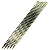 OZXCHIXU (TM) 5 Large Bookbinding Needles for thick bookbinding threads