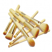Makeup Brush, Hatop 8 Pcs Powder Blusher Eyeliner Eyebrow Foundation Brush Makeup Cosmetic Brushes