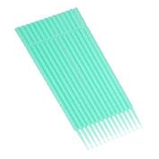 Easyinsmile® Eyelash Extension Disposable Microbrush Swab Applicators, 100pcs/ pack