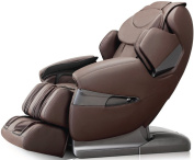 Osaki APPROLOTUSB Apex AP-Pro Lotus Massage Chair, Browm, Zero Gravity Position, Space Saving Technology, Innovative Negative Oxygen Ion Ioniser, Bluethooth Connexion to Your iPhone or Smartphone