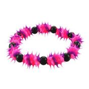 Sting black silicone bracelets purple pink pink bracelets bracelet silicone silicone bracelet jewellery