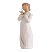 Willow Tree Lots of Love Holding Hearts Figurine Susan Lordi 27440 New Demdaco