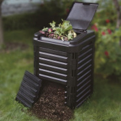 Tierra Garden 9496 302.8l (300L) Composter,Made of 90-Percent Recycled Material