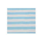 Youmewell Disposable Blue Striped Paper Party Napkins 40 Pcs