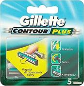 Atra Plus Razor Blade Cartridges - 50 Cartridges