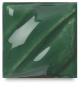 AMACO F Lead-Free Non-Toxic Glaze, 1 pt Plastic Jar, Evergreen F-43