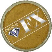Diamond FX Metallic Face Paint - Old Gold