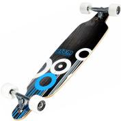 Atom Drop Longboard - Blue, 90cm
