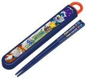 Chopsticks chopstick box set sliding type 16.5 cm Pokemon Sun & Moon Pocket Monsters ABS 2 AM