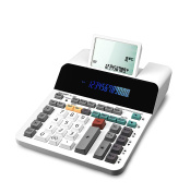 Sharp EL-1901 Paperless Printing Calculator with Cheque and Correct, 12-Digit LCD