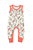 Cat & Dogma - Certified Organic Infant/Baby Clothing Bunny Jumper