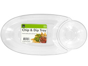 Large Chip & Dip Tray