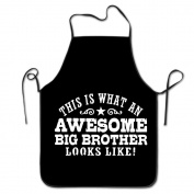 Awesome Big Brother Looks Like Cute Kitchen Apron