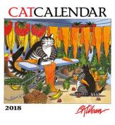 Kliban/Catcalendar 2018 Wall Calendar