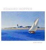 Edward Hopper 2018 Wall Calendar
