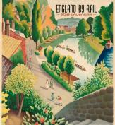 England by Rail 2018 Wall Calendar