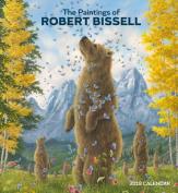 Robert Bissell 2018 Wall Calendar