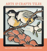 Motawi/Arts Crafts Tiles Mini 2018 Calendar