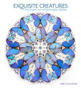 Marley/Exquisite Creatures 2018 Wall Calendar