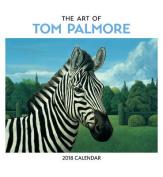 Tom Palmore 2018 Wall Calendar