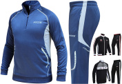 RDX MMA Training Sports Men Tracksuit Tops Running Jogging Suit Jumper Zipper Exercise
