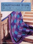 Courthouse Steps Quilt Pattern Book by Judy Knoechel