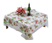 Elegant Tablecloth/ Square Water/Oil Proof Table Cloths 15140cm