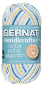 Bernat Handicrafter Cotton Yarn, Ombre, 350ml, Sunkissed, Single Ball