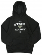 Dallas Stars NHL Reebok Big Boys Black Fleece Pullover Hoodie