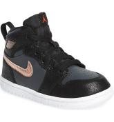 Jordan 1 RETRO HIGH BT boys basketball-shoes 705304