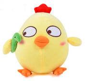 Pillow Gift Tuffed Toy Personality Doll Chicken Plush Toy Cute Chicken Doll