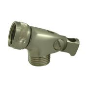 Kingston Brass K172A8 Designer Trimscape Showerscape Swivel Shower Connector, Satin Nickel
