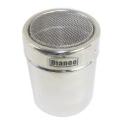 Dianoo Dredge Shaker, Stainless Steel Dredge Salt Pepper Shaker, Seasoning Cans, Sugar Spice Dredge Shaker, 1PCS