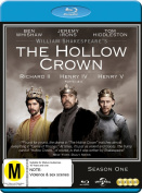(William Shakespeare's) The Hollow Crown [Region B] [Blu-ray]