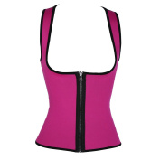5 Colours, Two Sides are Wearable, Slimming Neoprene Vest Hot Sweat Shirt Body Weight Loss Sauna Suits
