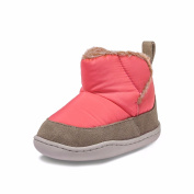 Little Blue Lamb Girls' First Walking Shoes red melone rot 6-12 months